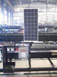 Solar Panel for Electronic Ignitor